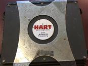 HART 400WATT 2 CHANNEL CAR AMP HX402